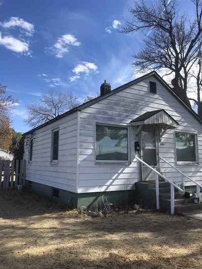 Pocatello Single Family Home For Sale: 396 Pershing
