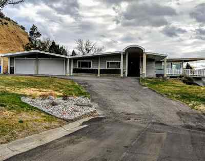 Pocatello Single Family Home For Sale: 1475 Los Altos Way