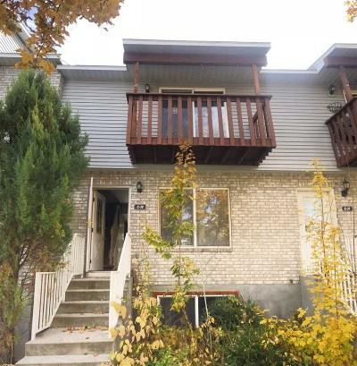 Pocatello Single Family Home For Sale: 1800 S Grant, E-38