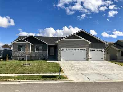 Pocatello Single Family Home For Sale: 3032 D'artagnan