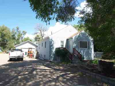 Pocatello Single Family Home For Sale: 408 Taft