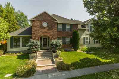 Pocatello Single Family Home For Sale: 2180 Satterfield