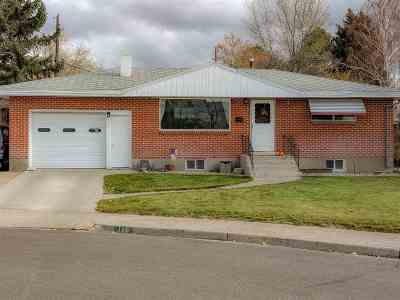 Pocatello Single Family Home For Sale: 180 Chase