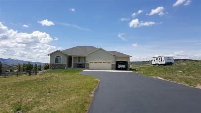 Pocatello Single Family Home For Sale: 9089 N Nottingham