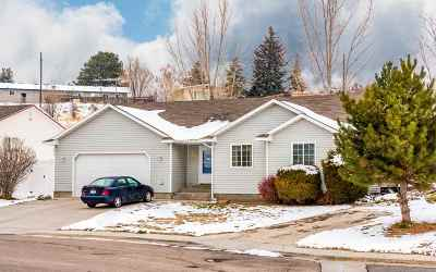Pocatello Single Family Home For Sale: 1462 E Cedar