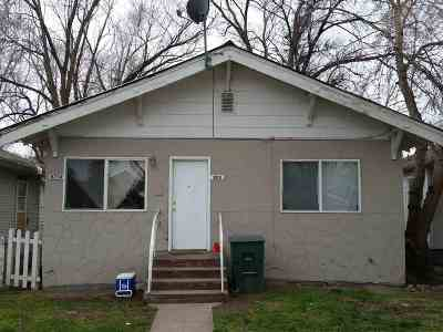 Pocatello Multi Family Home For Sale: 823 S 4th Ave
