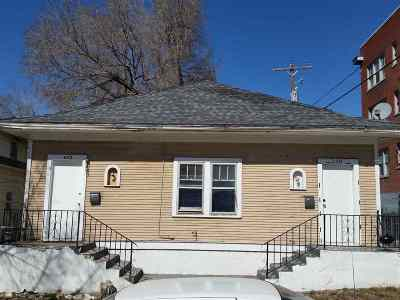 Pocatello Multi Family Home For Sale: 650 W Lander
