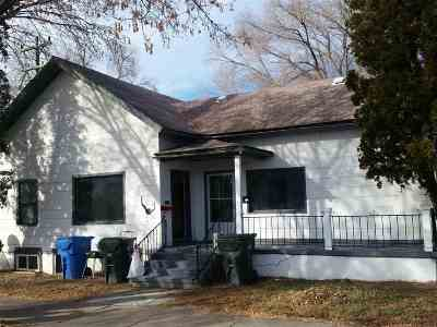 Pocatello Multi Family Home For Sale: 1042 E Fremont