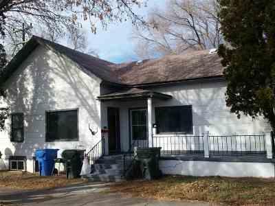 Pocatello ID Multi Family Home For Sale: $165,000