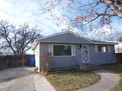 Pocatello Single Family Home For Sale: 825 Filmore