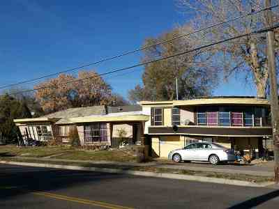 Pocatello Multi Family Home For Sale: 842 W Custer