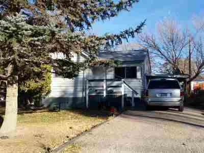 Pocatello Multi Family Home For Sale: 830 Jones Drive