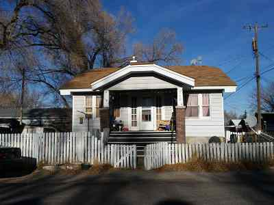 Pocatello Multi Family Home For Sale: 340 W Connor