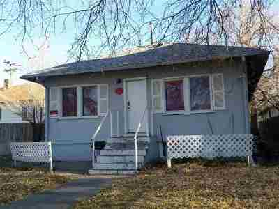 Pocatello Multi Family Home For Sale: 1346 N Grant