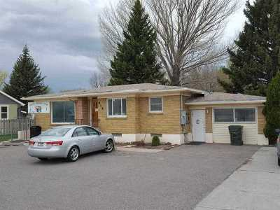 Pocatello Single Family Home For Sale: 918 W Alameda