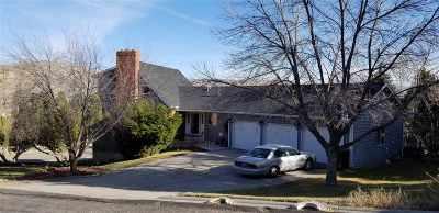Pocatello Single Family Home For Sale: 1833 Arlington Dr.