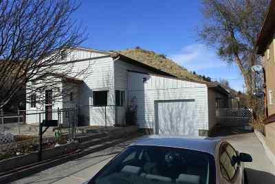 Pocatello ID Single Family Home For Sale: $155,000