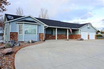 Pocatello ID Single Family Home For Sale: $378,000