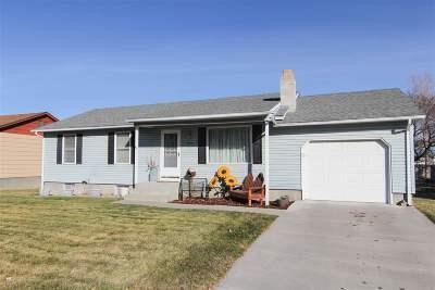 Pocatello ID Single Family Home For Sale: $179,000