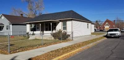 Pocatello Single Family Home For Sale: 516 N 6th
