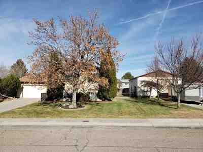 Pocatello Single Family Home For Sale: 1860 Rainier