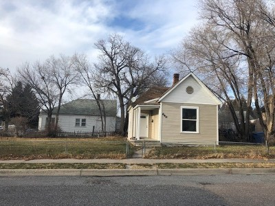 Pocatello Single Family Home For Sale: 640 W Wyeth