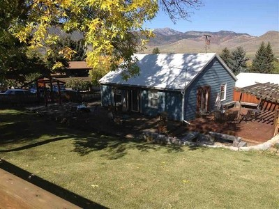 Lava Hot Springs ID Single Family Home For Sale: $140,000