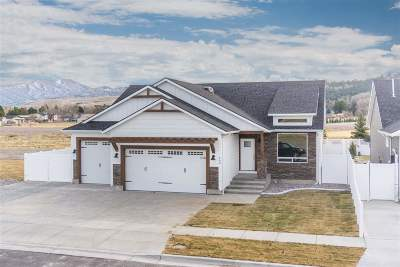 Pocatello Single Family Home For Sale: 503 Double Eagle