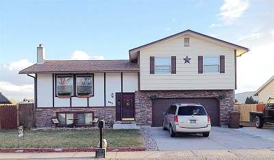 Chubbuck Single Family Home For Sale: 577 Canal