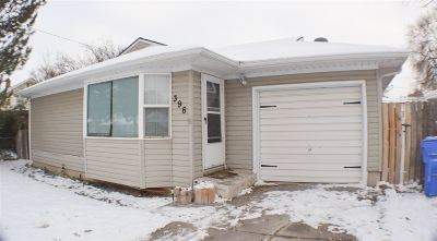 Pocatello ID Single Family Home For Sale: $158,900
