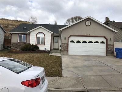 Pocatello ID Single Family Home For Sale: $210,000