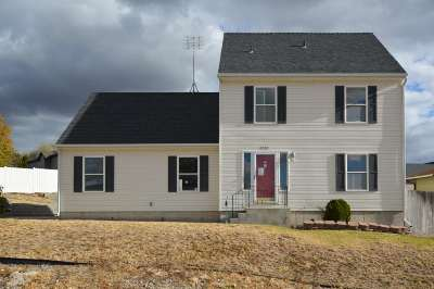 Pocatello Single Family Home For Sale: 2751 Silverwood Place