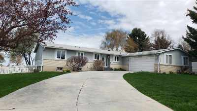 Pocatello Single Family Home For Sale: 2601 S Fairway