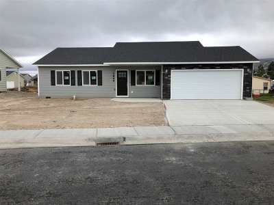 Pocatello ID Single Family Home For Sale: $165,000