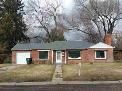 Pocatello Single Family Home For Sale: 762 Cypress