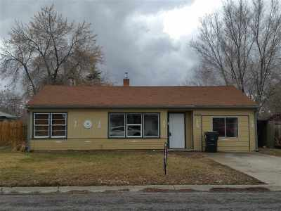 Pocatello Single Family Home For Sale: 963 Everett