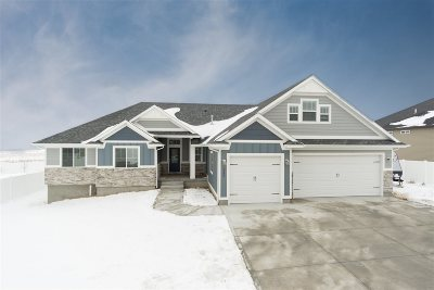 Pocatello Single Family Home For Sale: 3082 Owyhee St.