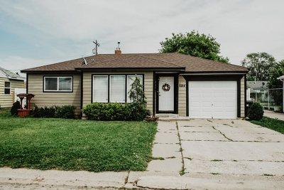 Pocatello ID Single Family Home For Sale: $124,000