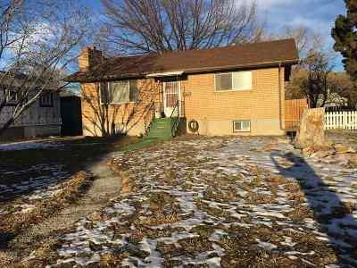 Pocatello Single Family Home For Sale: 1510 S 3rd