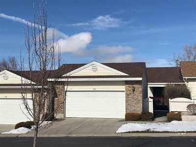 Pocatello Single Family Home For Sale: 1544 Olympus Pointe