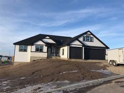 Pocatello Single Family Home For Sale: 3142 Trevor Street