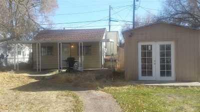 Pocatello Single Family Home For Sale: 332 Randolph Ave