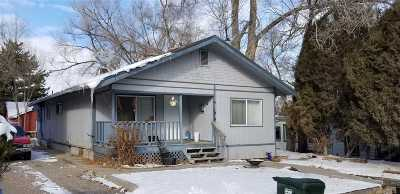 Pocatello Single Family Home For Sale: 1010 W Clark