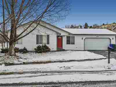 Pocatello Single Family Home For Sale: 3000 Silverfield Way