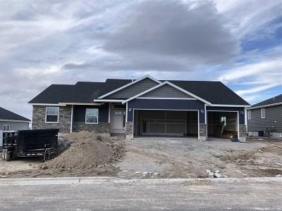 Pocatello Single Family Home For Sale: 832 Hallmark