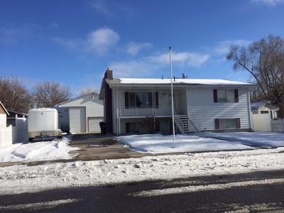 Pocatello Multi Family Home For Sale: 842 Park Ave