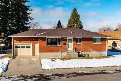 Pocatello Single Family Home For Sale: 21 Purkey