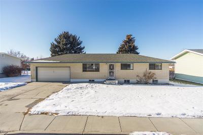 Pocatello Single Family Home For Sale: 199 Appaloosa