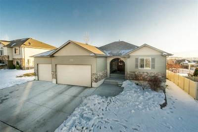Pocatello Single Family Home For Sale: 2749 Hillview