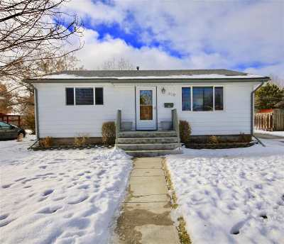 Pocatello Multi Family Home For Sale: 819 Washington Ave